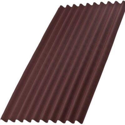 Купить ондулин в Гомеле коричневый